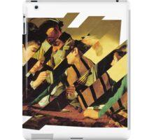 Card Sharps iPad Case/Skin