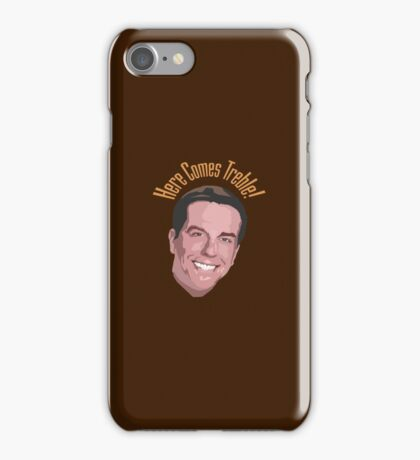 The Office - Here Comes Treble iPhone Case/Skin