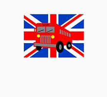 Bus in London Unisex T-Shirt