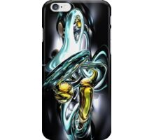 Fluidity Abstract iPhone Case/Skin