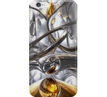 Illusions Abstract iPhone Case/Skin