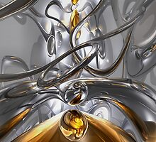 Illusions Abstract by Alexander Butler