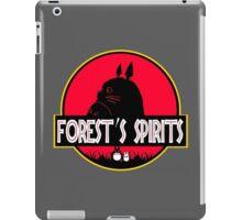 Forest's spirits iPad Case/Skin