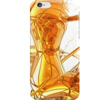 Honey Abstract iPhone Case/Skin