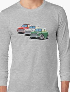 The Italian Job Long Sleeve T-Shirt