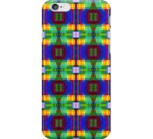 Be Happy, abstract fractal design iPhone Case/Skin