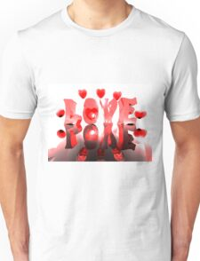Love Reflected Unisex T-Shirt