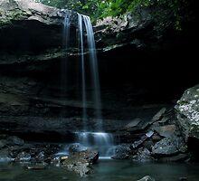 Cucumber Falls by Alleyman