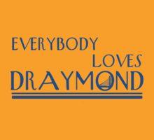 Everybody Loves Draymond Blue T-Shirt