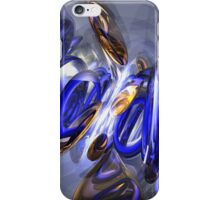 The Gathering Abstract iPhone Case/Skin