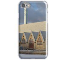 Winter in Gothenburg iPhone Case/Skin