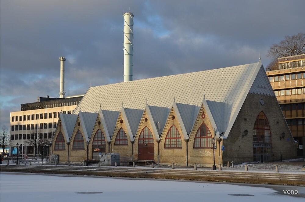 Winter in Gothenburg by vonb