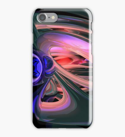 Ethereal Abstract iPhone Case/Skin