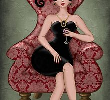 cocktail dress by vian