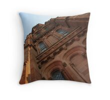 Smithsonian Castle Throw Pillow