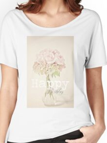 Won't You Please Find Me (birthday) Women's Relaxed Fit T-Shirt