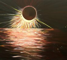 The eclipse by Elisabeth Dubois