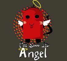 I'm Sooo An Angel Womens Fitted T-Shirt