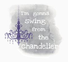 Watercolor Chandelier Lyrics by jay-p