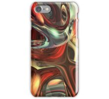 Sanguine Abstract iPhone Case/Skin