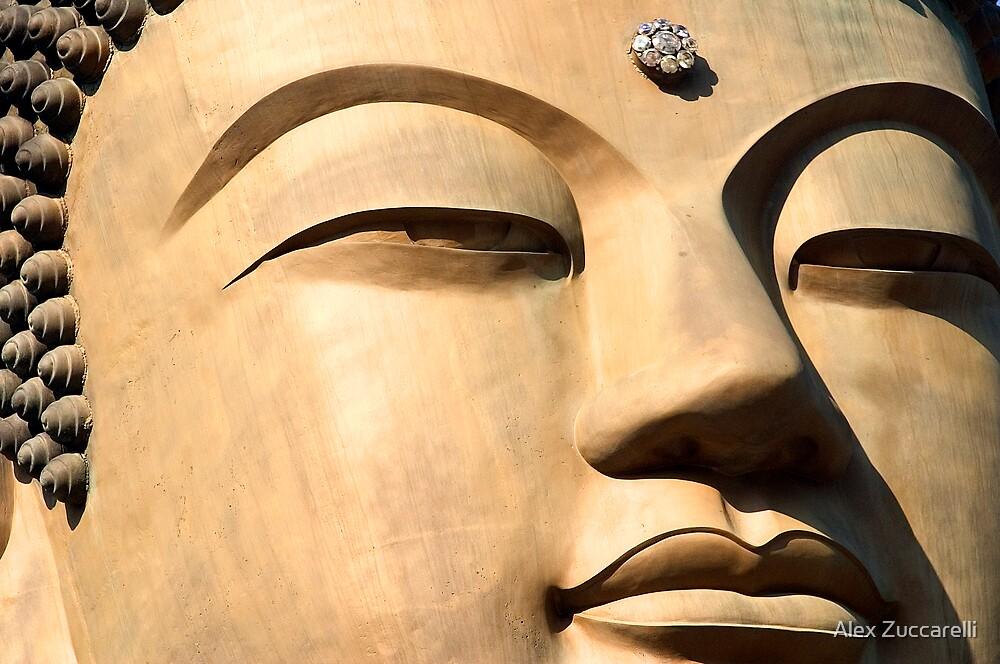 Face of Buddha - Seoraksan National Park, South Korea by Alex Zuccarelli