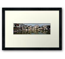 Hongcun Village - Tunxi, China Framed Print