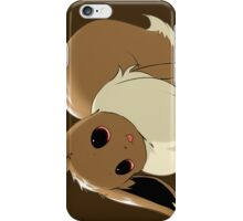 pokemon eevee cute chibi anime shirt iPhone Case/Skin