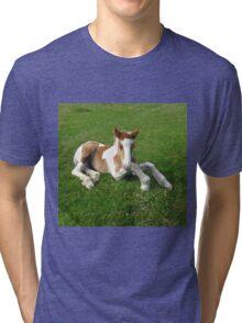 Knees Up Tri-blend T-Shirt