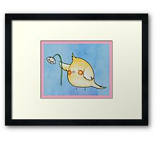 Happy Spring - Alternate Framed Print