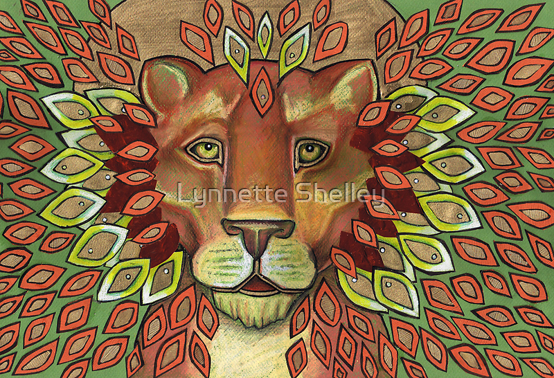 The Ascension of Leo by Lynnette Shelley