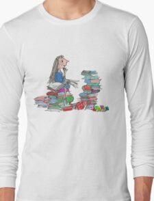Matilda Wormwood Long Sleeve T-Shirt