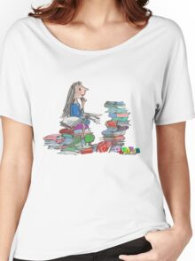 Matilda Wormwood Women's Relaxed Fit T-Shirt