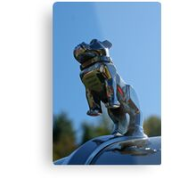 Mack bulldog Metal Print