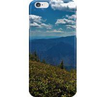 Blue Ridge Mountains iPhone Case/Skin