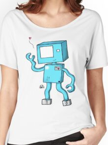 Oh Hai, I'm a Robot! Women's Relaxed Fit T-Shirt