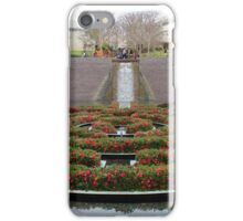 The Getty iPhone Case/Skin