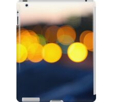 Boston Lights iPad Case/Skin