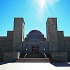 Australian War Memorial by Evita