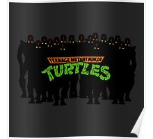TMNT - Foot Soldiers - Teenage Mutant Ninja Turtles Poster