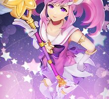 Star Guardian Lux by ArimaKousei