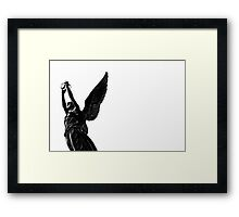 Her Crowning Glory Framed Print