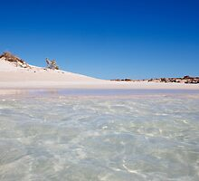 T-Bone Bay, Ningaloo Marine Park, Western Australia by Simon Blears