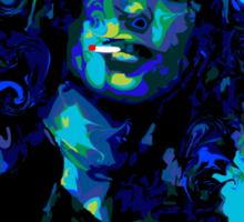 THOSE DEVIL BLUES Sticker