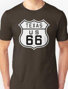 Texas Route 66 T-Shirt