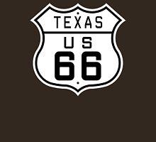 Texas Route 66 Unisex T-Shirt