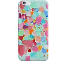 Amoebic Confetti iPhone Case/Skin