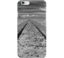Tracks to no where  iPhone Case/Skin