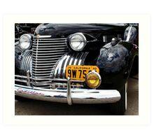 40 Cadillac Art Print
