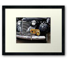 40 Cadillac Framed Print