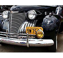 40 Cadillac Photographic Print